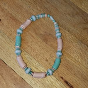 Vintage| Necklace  Pastel / South western Colors